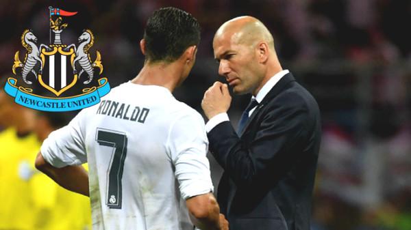 "Super-rich Saudi billionaire invites Zidane, Newcastle ""crazy"" plan revealed"