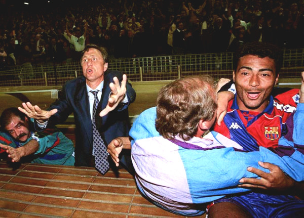 """26 years ago, the great Barca's """"Sacred"""" Cruyff decline after the """"disaster"""" of trophy C1"""