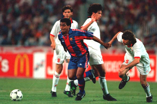 26 years ago, the great Barca's