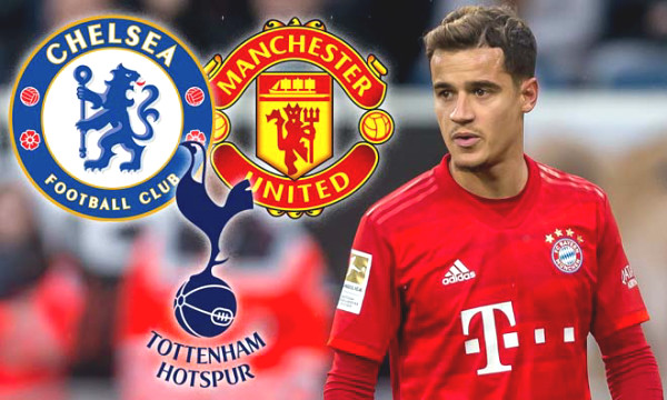 MU is advised buying Chelsea Coutinho racing, extreme bargain price for the 7 new