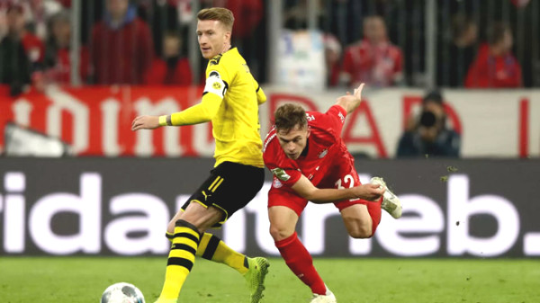 Hot 20/5 football news: Dortmund welcomes advance news of battle with Bayern