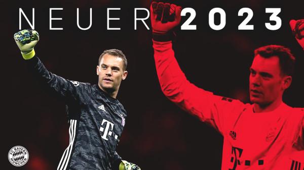 Hot 21/5 football news: Neuer officially renew with Bayern Munich