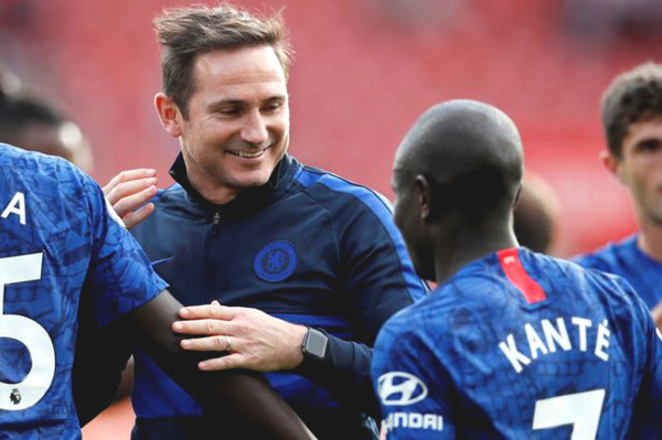 SAO Chelsea fight back training command, Lampard unexpectedly pampered