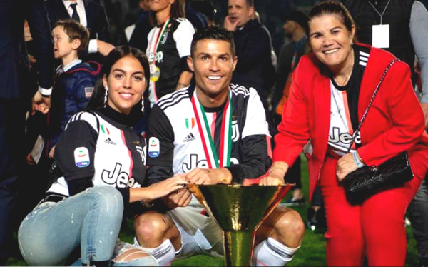 Serie A strange design selected properties champion: Ronaldo, Juventus have lost the throne?