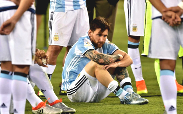 Highway shocked reason why Messi does not dare return home to Argentina soccer