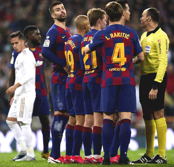 Former La Liga referees denounce shocking: 90% biased referees in Spain Real