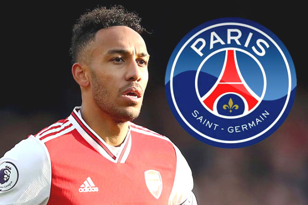 Hot 22/5 football news: PSG aims to replace Cavani Aubameyang