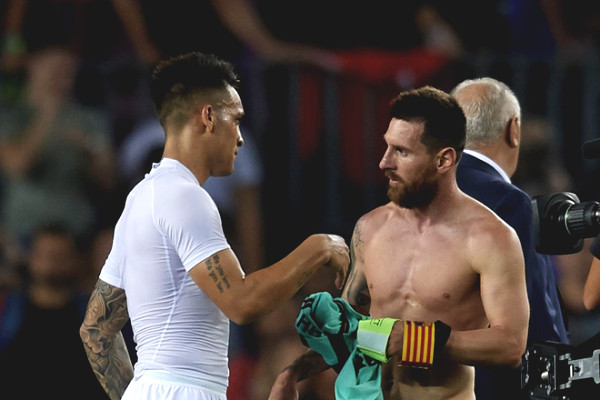 Messi spoilers,