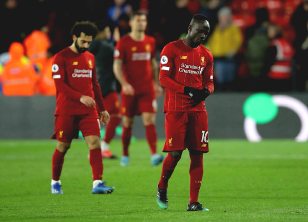 Liverpool Premiership champions still in jeopardy, many SAO flee?