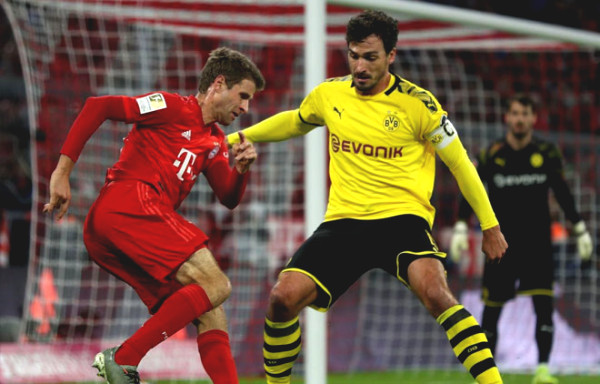 "Top 3 European League is extremely hot: Bayern, Dortmund get momentum to play the ""classic"""