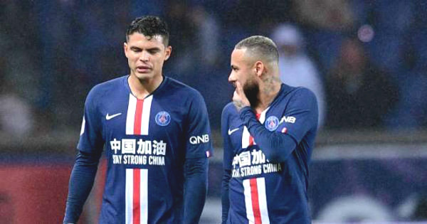 PSG Neymar other stars command against a wage cut: Coming out rebellious leader