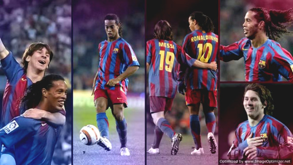 Ronaldinho led Barcelona into trouble: Almost damaging Messi?