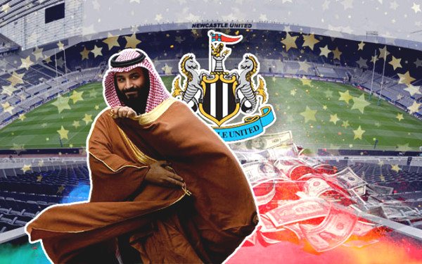 Saudi Crown Prince welcomed the sudden shock, Newcastle was meeting with Coutinho