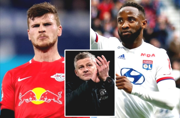"Super transfer MU: Hunting 2 ""artillery"" to please coach Solskjaer"