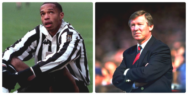 Arsenal legend Thierry Henry wants to Manchester United, Sir Alex is the originating