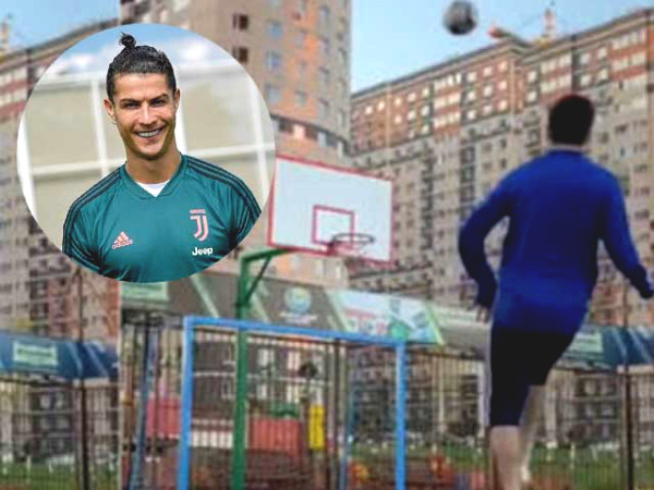 Ronaldo was provoked by Russian club