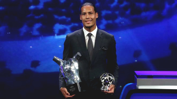 Van Dijk  number 1 of Premier League: Just at the right time, why far behind Vidic - Terry?