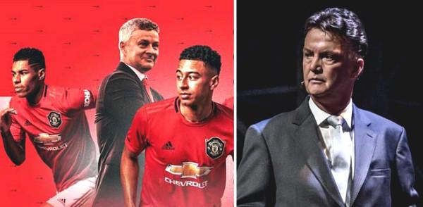 Hot 29/5 football news: Coach Van Gaal criticized former club Manchester United for this reason