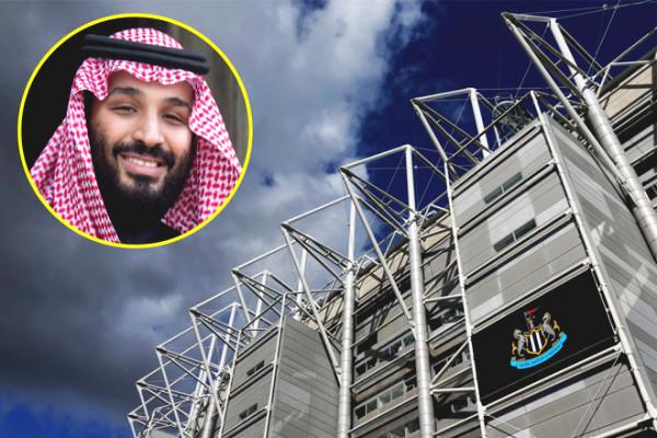 Saudi billionaire less power, Newcastle shocked with 850 billion penalty