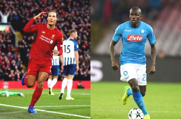 Liverpool dream of building empires: Super midfield pairing