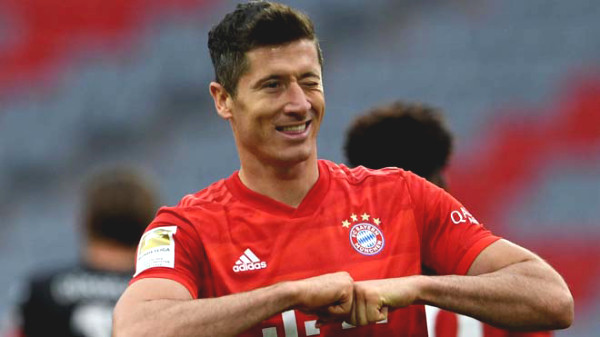 European Golden Shoe race is extremely hot: Lewandowski usurpation, Messi - Ronaldo have no chance?