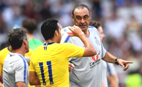 Juventus want Pedro Rodriguez Ronaldo supporting war, reunited Sarri