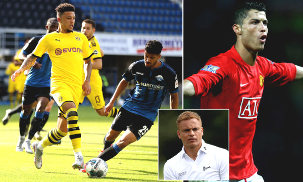 Sancho or as Ronaldo, Manchester United should buy right: Lessons from case Haaland