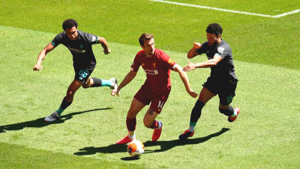 Liverpool's first match post-rock Covid-19: Mane incorporation, defeating Salah
