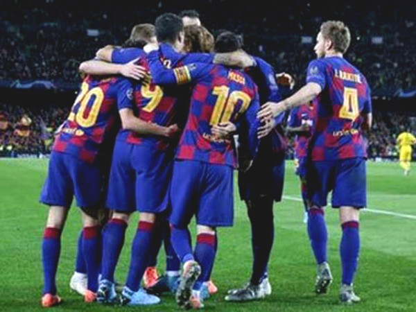 Surprise: 5 Barca stars are positive for Covid-19, What is Messi situation like?