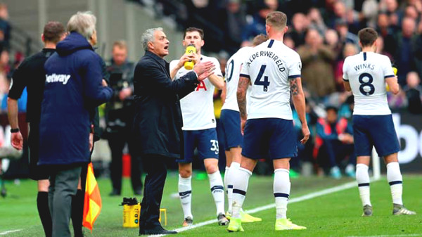 Hot 4/6 football news: Tottenham detects Covid-19 infected people