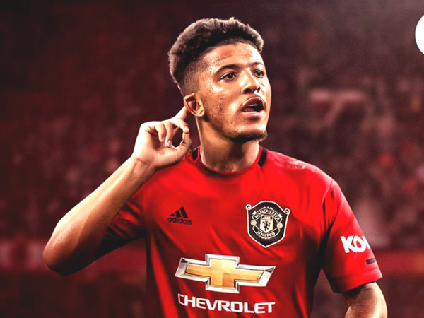 Sancho flying to the UK voluntarily: Dortmund angry, MU benefited from