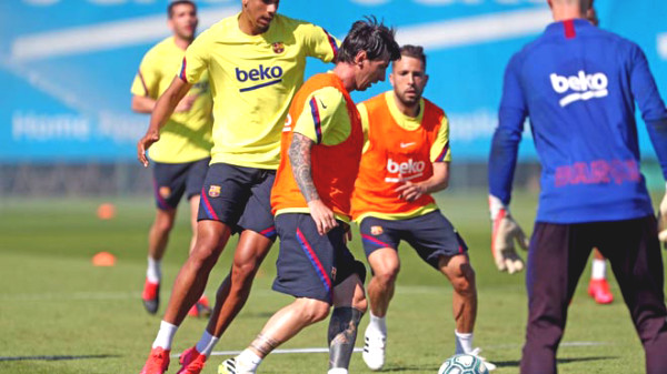 Messi got injured, Barca got worried, afraid of missing La Liga replay