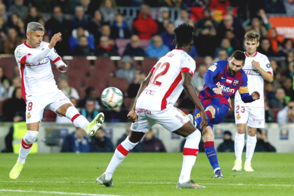 Messi injured, Barca scared stiff La Liga miss an appointment for re-export