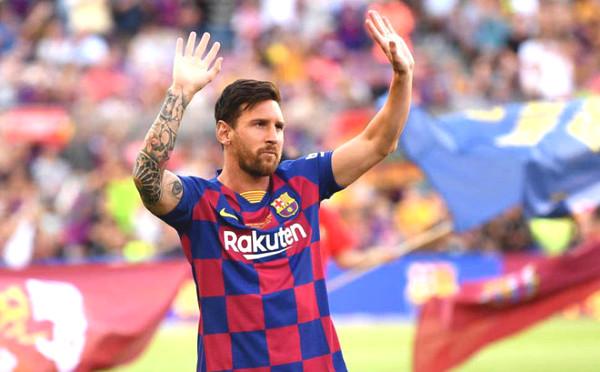 "Shocking Transfer: Barcelona - Liverpool to exchange ""blockbusters"" Messi - Salah?"