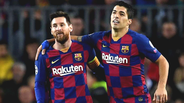 La Liga back furiously: low aromatic Barca as Messi, Real admit the first usurpation?