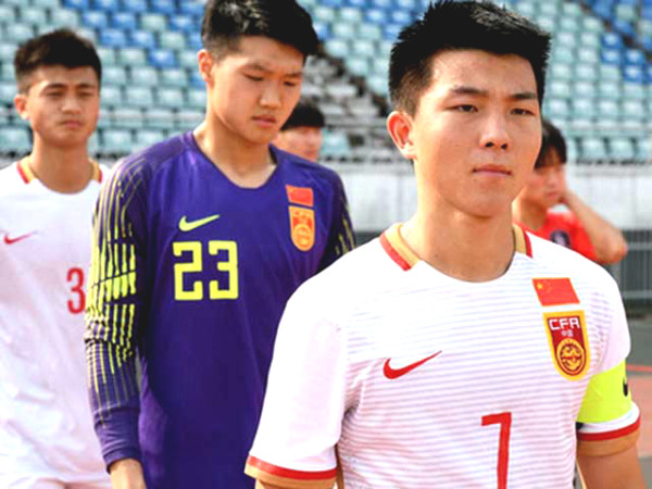 Chinese football shaken: 6 U19 stars caused a major problem, received a heavy penalty