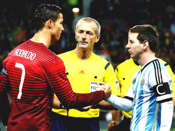 "Proof that Messi has been always ""above"" Ronaldo in the last 10 years"