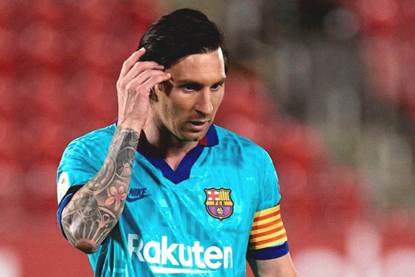 Messi caused a fever with a new look, Barca fans mixed reactions