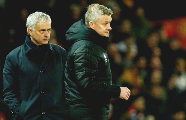 """Mourinho war before meeting Manchester United, Solskjaer is """"furiously"""" waiting for Tottenham"""