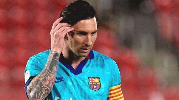 "Spotlight of La Liga round 28: Barca trusts in ""supernatural"" Messi, Ramos elevate Real"