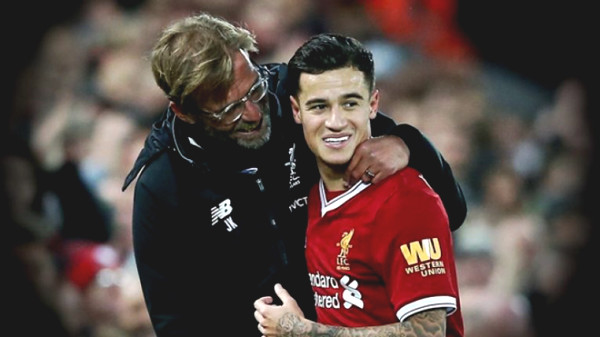 "HOT: Coutinho was on Klopp ""green light"", put one leg back to Liverpool"