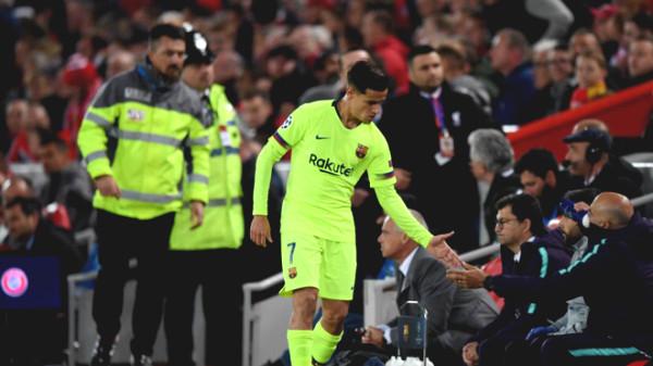 HOT: Coutinho was Klopp