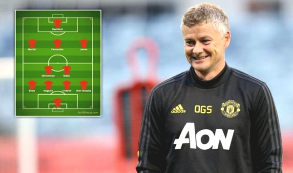 Tottenham MU: teams are revealed, who are nine of Solskjaer's substitution players?