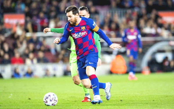 Verdict football Barcelona - Leganes: Continue the winning momentum, very difficult to prevent Messi