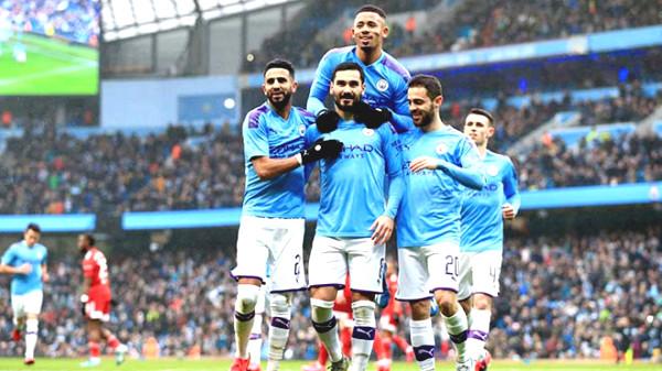 Football verdict of Man City - Arsenal: flaming wars Pep - Arteta (Premier League is back)