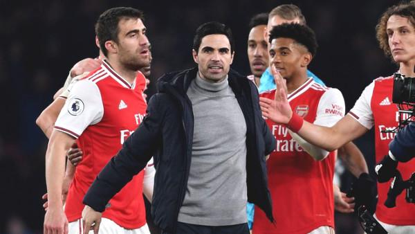 Verdict Football Man City - Arsenal: flaming wars Pep - Arteta (Premiership back)