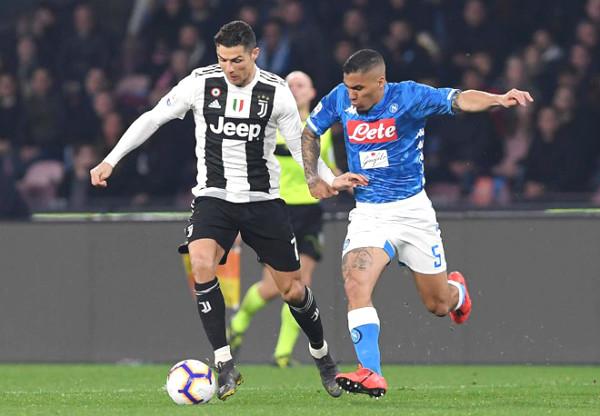 Verdict football Napoli - Juventus: Ronaldo hunting trophies, boot treble (Final Coppa Italia)