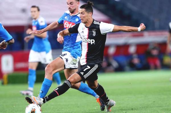 Juventus broken dream of having a triple: Ronaldo had the nightmare of penalty 8 years ago
