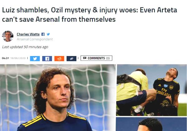 British intelligence service seething injustice Sheffield lost goal, Arsenal