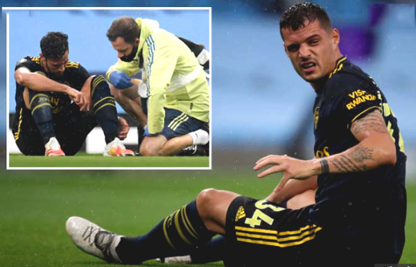 "Injury ""hurricane"" haunts Premier League"